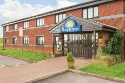 Days Inn Hotel Sheffield South, Woodall Services, M1 Motorway, Junction 31.30 South, S26 7XR, Harthill