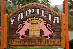 Cabañas von Fürstenberg, Ruta 16 km 13, 9211, Lago Puelo