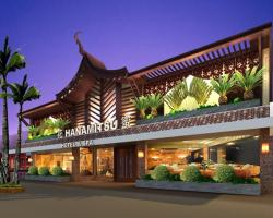 Hanamitsu Hotel & Spa, Paseo De Marianas, 96950, Garapan