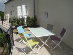 Gîte Loirelicorne 1, 15 Rue De La Licorne, 49490, Chalonnes-sur-Loire