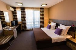 Plaza Hotel, 125 А Bulgaria Blvd., 4003, Plovdiv