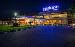 Park Inn by Radisson Abeokuta, 1, Ibrahim Babaginda Boulevard, Kuto Roundabout, Abeokuta, +234039, Abeokuta