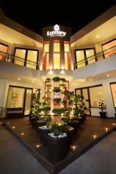 Hotel Boutique Luxury, Boulevard Santa Catarina 1005, corner of Ramón G. Bonfil, 42083, Pitahayas