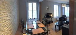 Appartement 3 Pièces Bord de mer Place du 6 Juin, Place du 6 juin, 14117, Arromanches-les-Bains