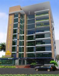 Grand Oriental Hotel, Plot-1/B, Road-23, Gulshan-1, 1212, Dhaka
