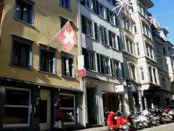 Hotel Weisses Kreuz, Engelgasse 9, 9000, St. Gallen