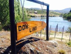 Cabanas Don Lino, Camino Lago Cochrane - Puente Don Lino,, Cochrane