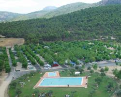 Camping Bungalows Mariola, Carretera Bocairent-Alcoi, Km. 9, 46880, Bocairent