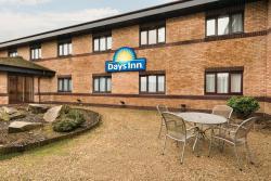 Days Inn Hotel Abington - Glasgow, Abington Motorway Services Area/M74, Abington Junction 13, M74, South, ML12 6RG, Abington