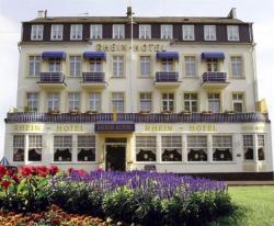 Rhein-Hotel, Konrad Adenauer Allee 30, 56626, Andernach