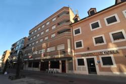 Hostal Goyma I, Gonzalo de Cordoba, 11, 28830, San Fernando de Henares