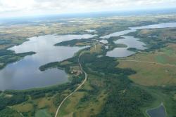Višķezers, Pilskalns, Ostrovas, Višķu pag., Daugavpils nov., LV-5481, Višķi