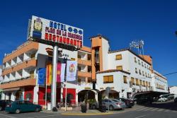 Hotel Flor de la Mancha, Alfredo Atienza, 139, 02630, La Roda