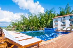 Hotel MS La Huerta Plus, Via SN 140 Vereda Calimita Jiguales, 760537, Yotoco