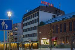Hotel Palomestari, Valtakatu 12, 94100, Kemi