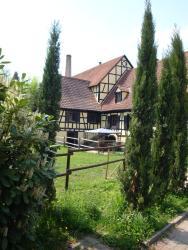 Domaine du Moulin im Elsass, 11, rue du Moulin, 67240, Bischwiller