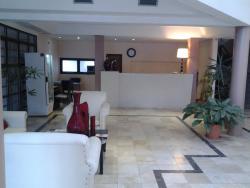 Hotel Lazaro, Av. Pringles 85, 5730, Villa Mercedes
