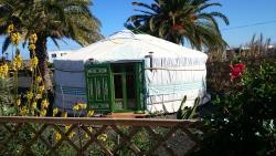 Casa Serena B&B Yurt, Lomo de la Cruz 9, 35543, Mala