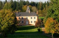Chambres d'hôtes La Verrerie du Gast, Lieu-dit La Verrerie Du Gast, 61500, Tanville