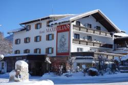 Hotel Maximilian, Reuttener Straße 1, 6600, ロイテ