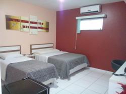 Royal Plazza Hotel, Rua Eurico Gaspar Dutra, 113 - Centro, 65700-000, Bacabal