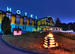 Hotel Sloup, Řípec 122, 39201, Soběslav