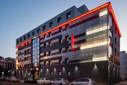 ibis Le Havre Centre, Rue 129ème R. I. - Parking: 120 Rue Jules Siegfried, 76600, Le Havre