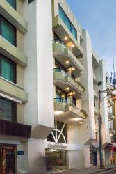 Hotel Podocarpus, Jose Antonio Eguiguren 16-50 y 18 de Noviembre, EC110101, Loja