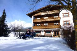 Pension Alpenhof, Oberstrass 226, 6416, Obsteig