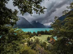 Mitico Puelo, Lago Tagua Tagua, 5550000, Las Gualas