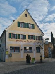 Hotel Garni Pension Zur Krone, Christoph-Sturm-Str. 39, 91161, Hilpoltstein