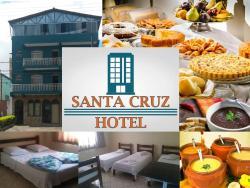 Santa Cruz Hotel, Av. 31 de Março, 246 - Colonia Do Marçal, 36302-016, São João del Rei
