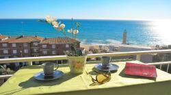 Bianca Seaview & Beach Apartment, Passatge Turo 23, Planta 4, Apartamento 1, 08390, Montgat