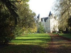 Chateau de l'Oseraie, 10 Rue Elie de Mieulle, 49640, Chemiré-sur-Sarthe