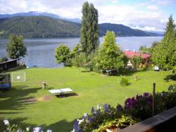 Ferienwohnungen Seerose direkt am See, Dellach 64/2, 9872, Millstatt