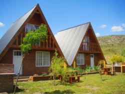 Cabañas Mirador del Cerro, barrio parque cerro ceferino, 8168, Sierra de la Ventana