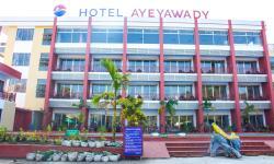 Hotel Ayeyawady, Chaungtha Beach, Chaungtha Village, Pathein, Myanmar, 11222, Chaungtha