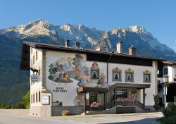 Hotel Forsthaus, Hauptstrasse 1, 82496, Oberau