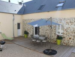 Holiday home La Cotentine,  50710, Créances