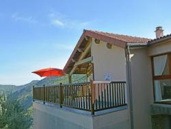 Villa Vue Panoramique Sur Val Du Chassezac,  48800, Sainte-Marguerite-Lafigère