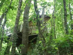 Holiday home La Cabane De Roman,  82200, Montesquieu