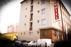 Hotel Morava, Šafaříkova 855, 686 01, Uherské Hradiště