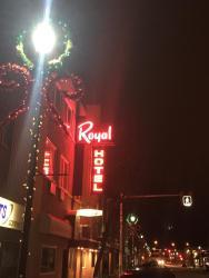 Royal Hotel, 93 Main Street, R8A 1J9, Flin Flon