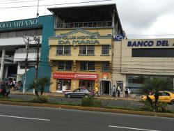 Club Hotel Ida Maria, Avenida Quito 1261 y Río Chimbo, 232301, Santo Domingo de los Colorados