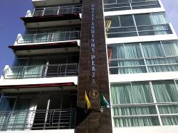 Hotel Andinos Plaza, Carrera 6 No. 5 -46, 417030, Pitalito