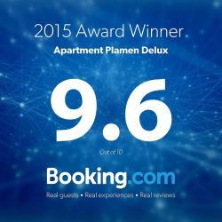 Apartment Plamen Delux, Stefan Stambolov 52, 8000, Burgas City