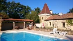 Maison De Charme, Annemie De Ridder,goursolas, 24800, Saint-Jory-de-Chaleix