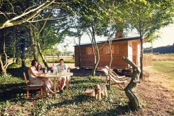 La Chouette Cabane, La Basse Bergerie, 53400, Craon