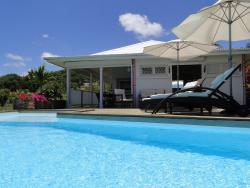 Villa Tarare, 11 résidence Iguana Bay Pointe des Chateaux 97118 St-Francois, 97118, Kahouanne