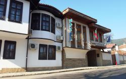 Bozukova House, 31 Velikokniajevska Str., 8800, Sliven